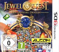 Jewel Quest 6: Saphire Dragon (Nintendo 3DS)