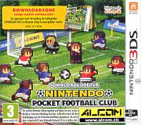 Nintendo Pocket Football Club (Code in a Box) (Nintendo 3DS)