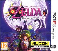 The Legend of Zelda: Majoras Mask 3D (Nintendo 3DS)