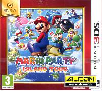 Mario Party: Island Tour - Nintendo Selects (Nintendo 3DS)