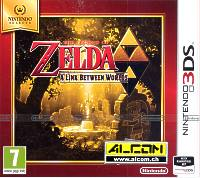 The Legend of Zelda: A Link Between Worlds - Nintendo Selects (Nintendo 3DS)