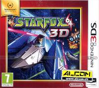 Star Fox 64 3D - Nintendo Selects (Nintendo 3DS)