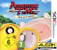 Adventure Time: Finn + Jake auf Spurensuche (Nintendo 3DS)