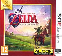 The Legend of Zelda: Ocarina of Time 3D - Nintendo Selects (Nintendo 3DS)