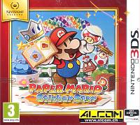 Paper Mario: Sticker Star - Nintendo Selects (Nintendo 3DS)