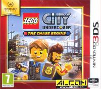 LEGO City Undercover: The Chase Begins - Nintendo Selects (Nintendo 3DS)