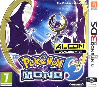 Pokemon Mond (Nintendo 3DS)
