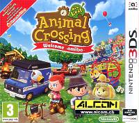 Animal Crossing: New Leaf - Welcome amiibo (Nintendo 3DS)