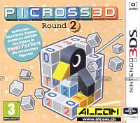 Picross 3D: Round 2 (Nintendo 3DS)