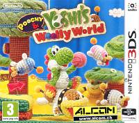 Poochy & Yoshis Woolly World (Nintendo 3DS)