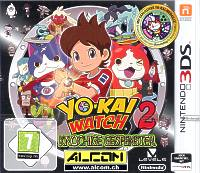 Yo-Kai Watch 2: Knochige Gespenster (Nintendo 3DS)