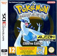 Pokemon - Silberne Edition (Code in a Box) (Nintendo 3DS)
