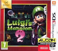 Luigis Mansion 2 - Nintendo Selects (Nintendo 3DS)