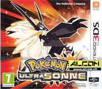 Pokemon Ultrasonne (Nintendo 3DS)