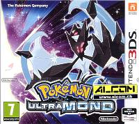 Pokemon Ultramond (Nintendo 3DS)