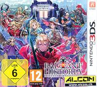 Radiant Historia: Perfect Chronology (Nintendo 3DS)