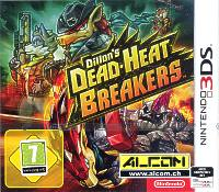 Dillons Dead-Heat Breakers (Nintendo 3DS)