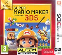 Super Mario Maker - Nintendo Selects (Nintendo 3DS)