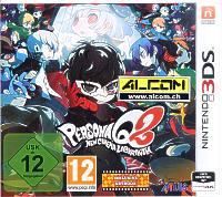Persona Q2: New Cinema Labyrinth (Nintendo 3DS)