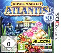 Jewel Master: Atlantis 3D (Nintendo 3DS)