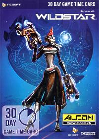 WildStar - Gametime Card, 30 Tage (Code in a Box) (PC-Spiel)