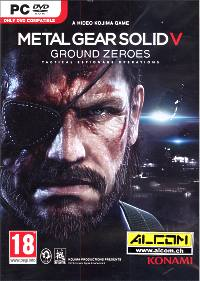 Metal Gear Solid 5: Ground Zeroes (PC-Spiel)