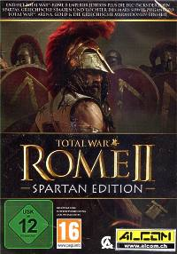 Rome 2: Total War - Spartan Edition (PC-Spiel)