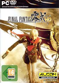 Final Fantasy Type-0 HD (PC-Spiel)