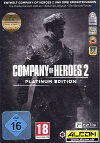 Company of Heroes 2 - Platinum Edition (PC-Spiel)