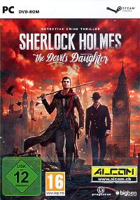 Sherlock Holmes: The Devils Daughter (PC-Spiel)