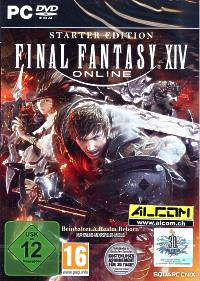 Final Fantasy 14 Online - Starter Edition (PC-Spiel)