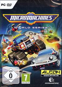 Micro Machines World Series (PC-Spiel)