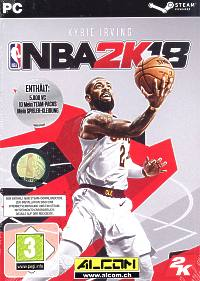 NBA 2K18 (Code in a Box) (PC-Spiel)