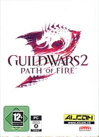 Guild Wars 2: Path of Fire (Code in a Box) (PC-Spiel)