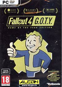 Fallout 4 - Game of the Year Edition (PC-Spiel)