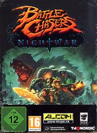 Battle Chasers: Nightwar (PC-Spiel)