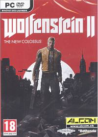 Wolfenstein 2: The New Colossus (PC-Spiel)