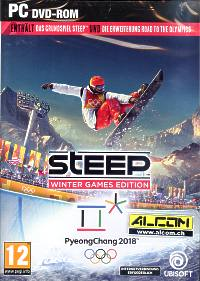Steep - Winter Games Edition (PC-Spiel)