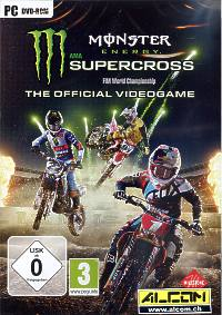 Monster Energy Supercross - The Official Videogame (PC-Spiel)