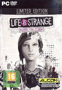Life is Strange: Before the Storm - Limited Edition (PC-Spiel)