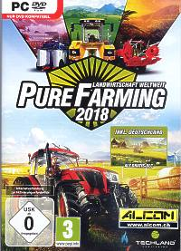 Pure Farming 2018 - Day One Edition (PC-Spiel)