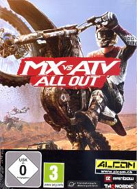 MX vs ATV All Out (PC-Spiel)