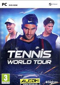 Tennis World Tour (PC-Spiel)