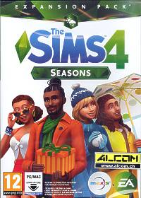 Die Sims 4 Add-on: Seasons (Code in a Box) (PC-Spiel)