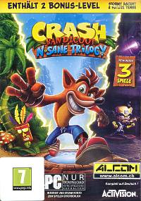 Crash Bandicoot N.Sane Trilogy (Code in a Box) (PC-Spiel)