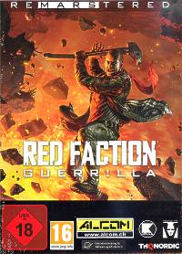 Red Faction: Guerrilla - Re-Mars-tered (PC-Spiel)