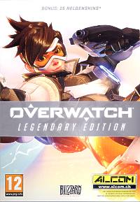 Overwatch - Legendary Edition (PC-Spiel)