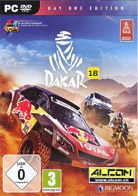 Dakar 18 - Day One Edition (PC-Spiel)