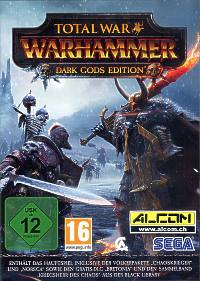 Total War: Warhammer - Dark Gods Edition (PC-Spiel)