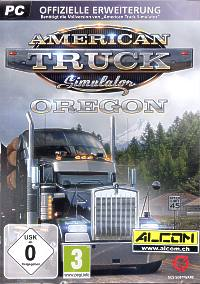 American Truck Simulator Add-on: Oregon (PC-Spiel)
